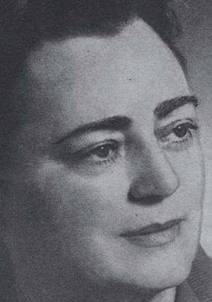 Marta Schanzenbach (+ 1997)